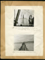 Agnes Chase, Yakutat Bay, Alaska and bridge over Copper River | Smithsonian Institution Archives, SIA Acc. 11-093